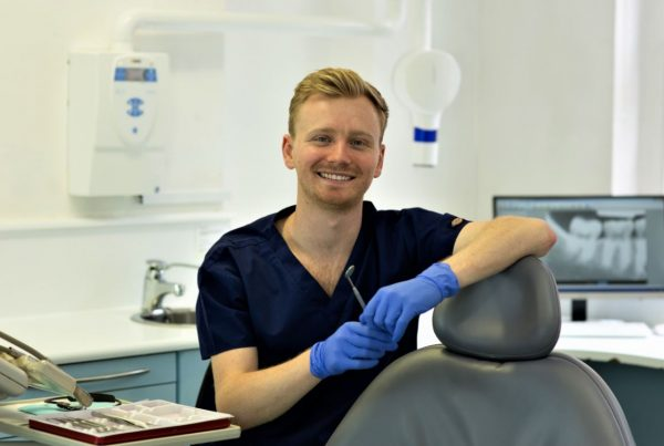 Dr Andrew Wilson, Dentist in the Media