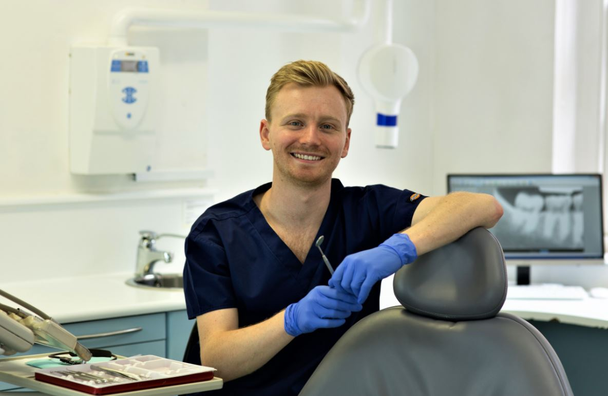 Andrew Wilson – Dentist in the media