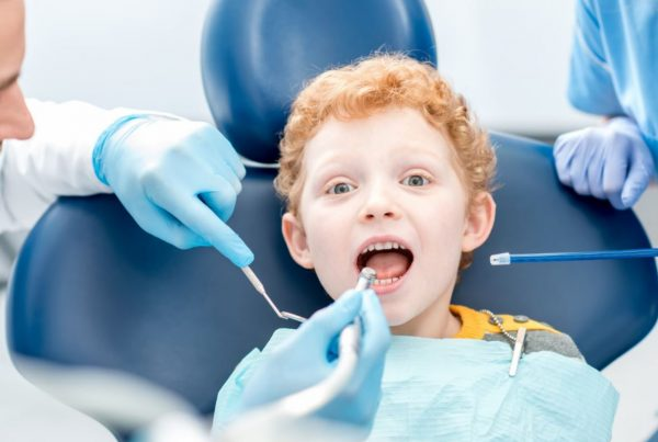 Dental Phobic Children