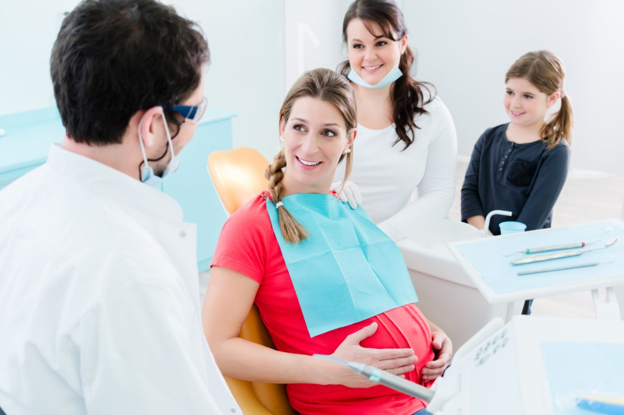 How to care for your teeth during pregnancy